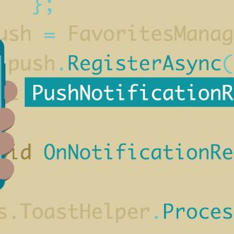 How to Implement Push Notifications in Xamarin Forms